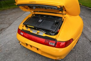 1997 RUF Porsche 911 Turbo R Yellowbird 12