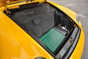 1997 RUF Porsche 911 Turbo R Yellowbird 13