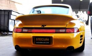 1997 RUF Porsche 911 Turbo R Yellowbird 17