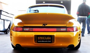 1997 RUF Porsche 911 Turbo R Yellowbird 18