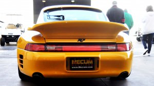 1997 RUF Porsche 911 Turbo R Yellowbird 19
