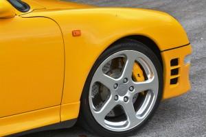 1997 RUF Porsche 911 Turbo R Yellowbird 2