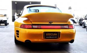 1997 RUF Porsche 911 Turbo R Yellowbird 20