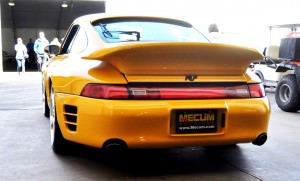 1997 RUF Porsche 911 Turbo R Yellowbird 21