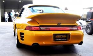 1997 RUF Porsche 911 Turbo R Yellowbird 21