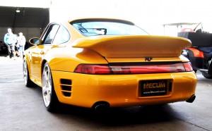 1997 RUF Porsche 911 Turbo R Yellowbird 22