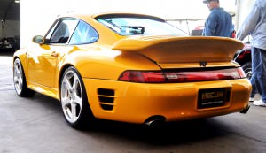 1997 RUF Porsche 911 Turbo R Yellowbird 23