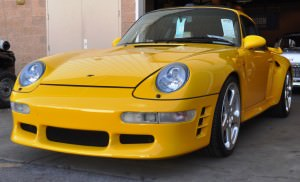 1997 RUF Porsche 911 Turbo R Yellowbird 24