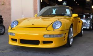 1997 RUF Porsche 911 Turbo R Yellowbird 25