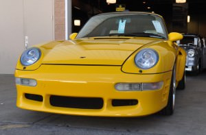 1997 RUF Porsche 911 Turbo R Yellowbird 26