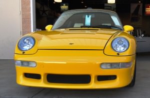 1997 RUF Porsche 911 Turbo R Yellowbird 27