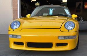 1997 RUF Porsche 911 Turbo R Yellowbird 27