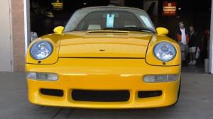 1997 RUF Porsche 911 Turbo R Yellowbird 28
