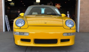 1997 RUF Porsche 911 Turbo R Yellowbird 29