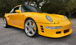 1997 RUF Porsche 911 Turbo R Yellowbird 3