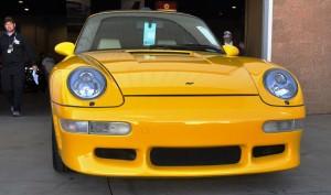 1997 RUF Porsche 911 Turbo R Yellowbird 30