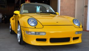 1997 RUF Porsche 911 Turbo R Yellowbird 31