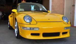 1997 RUF Porsche 911 Turbo R Yellowbird 31