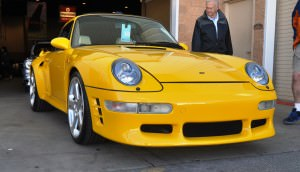 1997 RUF Porsche 911 Turbo R Yellowbird 32