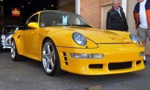 1997 RUF Porsche 911 Turbo R Yellowbird 33