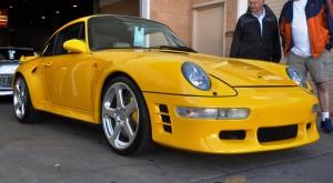 1997 RUF Porsche 911 Turbo R Yellowbird 34