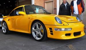 1997 RUF Porsche 911 Turbo R Yellowbird 35