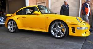 1997 RUF Porsche 911 Turbo R Yellowbird 39