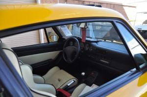 1997 RUF Porsche 911 Turbo R Yellowbird 40