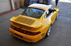 1997 RUF Porsche 911 Turbo R Yellowbird 45