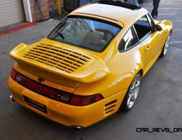 Mecum Florida 2015 Favorites – 1997 RUF Porsche 911 Turbo R Yellowbird
