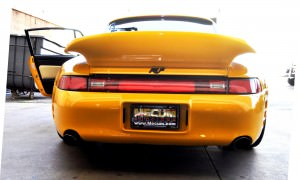 1997 RUF Porsche 911 Turbo R Yellowbird 53