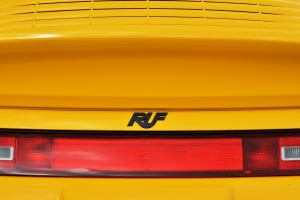 1997 RUF Porsche 911 Turbo R Yellowbird 54