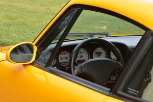 1997 RUF Porsche 911 Turbo R Yellowbird 55