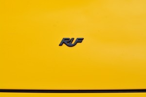 1997 RUF Porsche 911 Turbo R Yellowbird 56