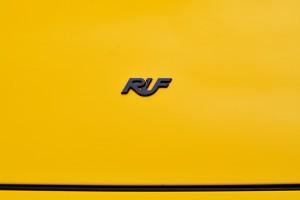 1997 RUF Porsche 911 Turbo R Yellowbird 56
