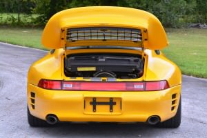 1997 RUF Porsche 911 Turbo R Yellowbird 57