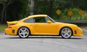 1997 RUF Porsche 911 Turbo R Yellowbird 6