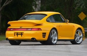 1997 RUF Porsche 911 Turbo R Yellowbird 7