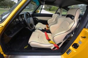 1997 RUF Porsche 911 Turbo R Yellowbird 8