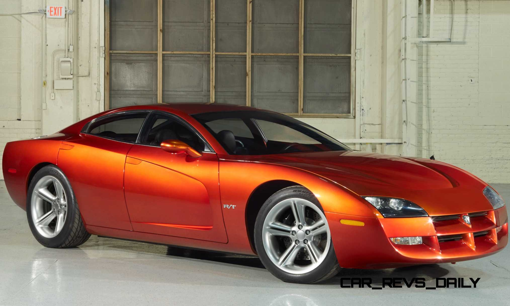 1999 dodge charger concept 15 - 2016 Dodge Charger 2 Door