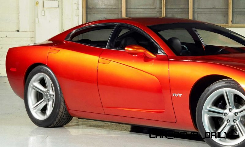 Dodge Charger Concept X on 2006 Dodge Charger Engine