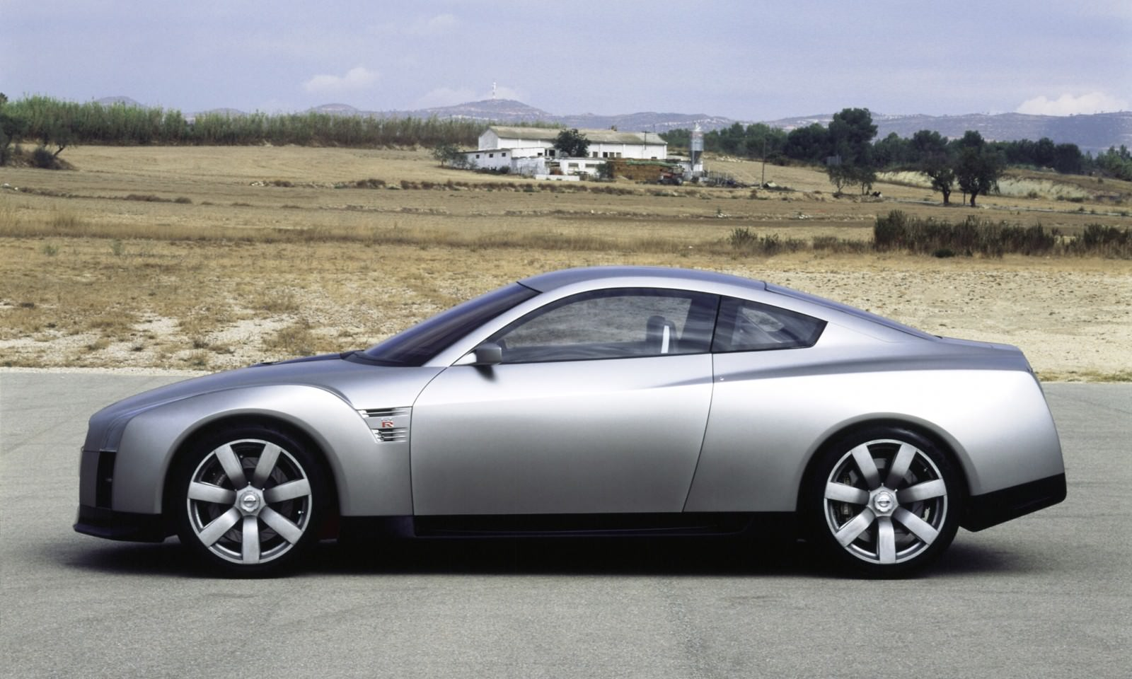 2001 Nissan GT-R Prototype