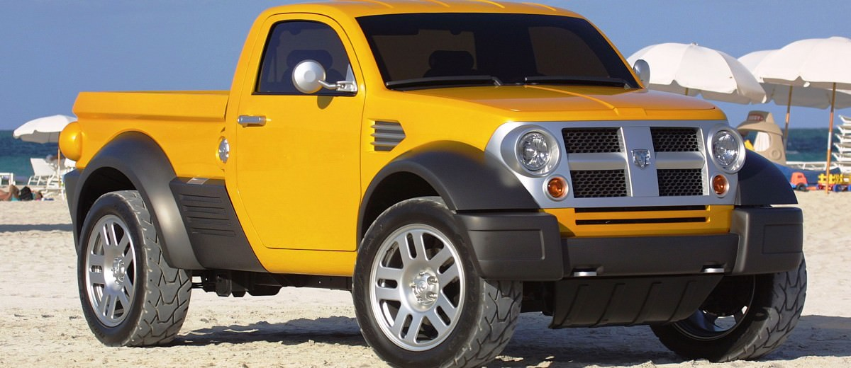 2002 Dodge M80 Concept