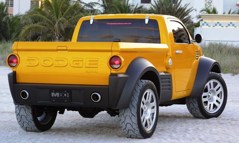 2002 Dodge M80 Concept 17