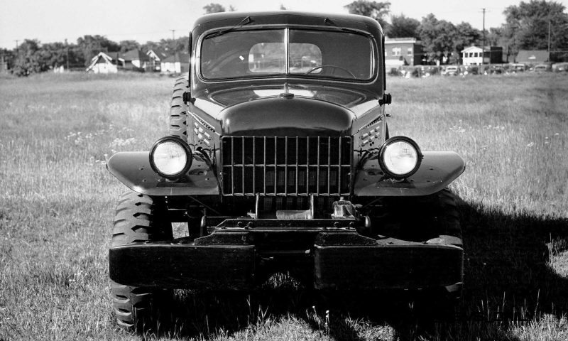 Dodge Power Wagon Concept Vehicle. (pwg002)