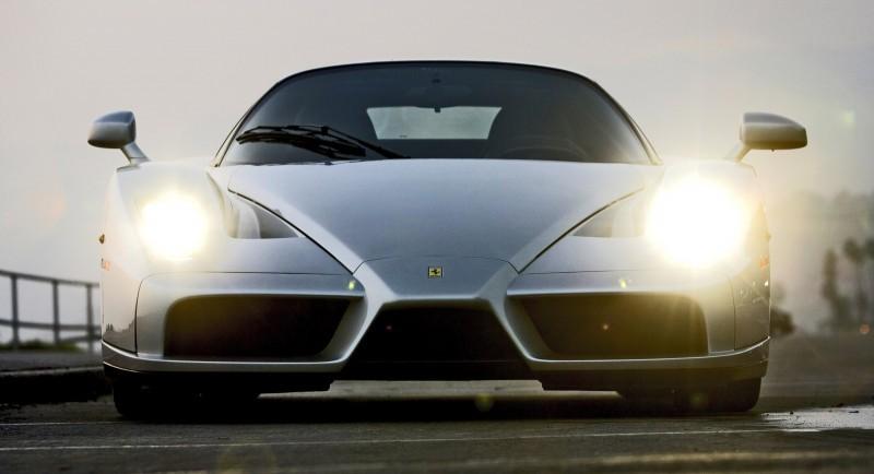 2003 Ferrari Enzo Silver 11