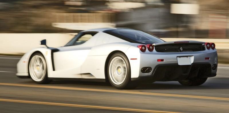 2003 Ferrari Enzo Silver 13