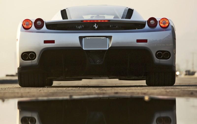 2003 Ferrari Enzo Silver 2