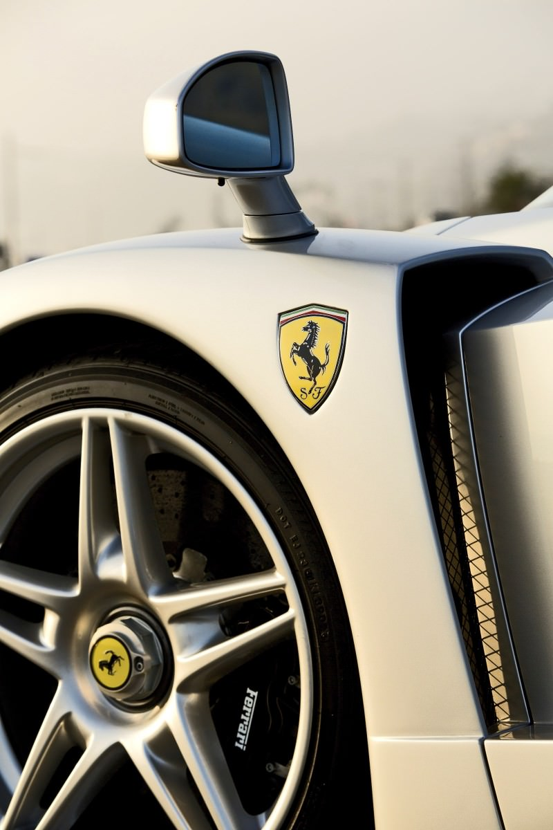 2003 Ferrari Enzo Silver 20