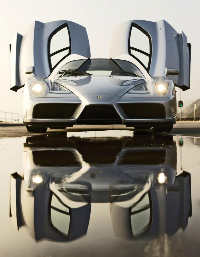2003 Ferrari Enzo Silver 21